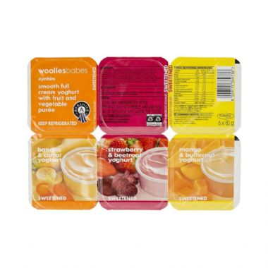 6x80G FULL CREAM AYRSHIRE SMOOTH YOGURTH - <a href='http://www.woolworths.co.za/store/prod/Food/Food/Dairy-Eggs-Milk/Yoghurt/Kids-Yoghurts/WooliesBabes-Ayrshire-Smooth-Full-Cream-Yoghurt-6x80g/_/A-6009195369736' target='_blank'>BUY NOW</a>